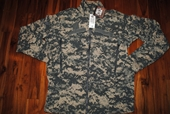ORIGINAL US ARMY ISSUE ECWCS ACU GEN III LEVEL 4 WIND COLD WEATHER JACKET - MEDIUM LONG