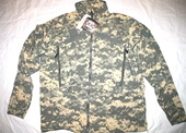 ORIGINAL US ARMY ISSUE ECWCS ACU GEN III LEVEL 4 WIND COLD WEATHER JACKET - X-LARGE LONG